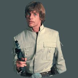 Luke Skywalker Jedi Service