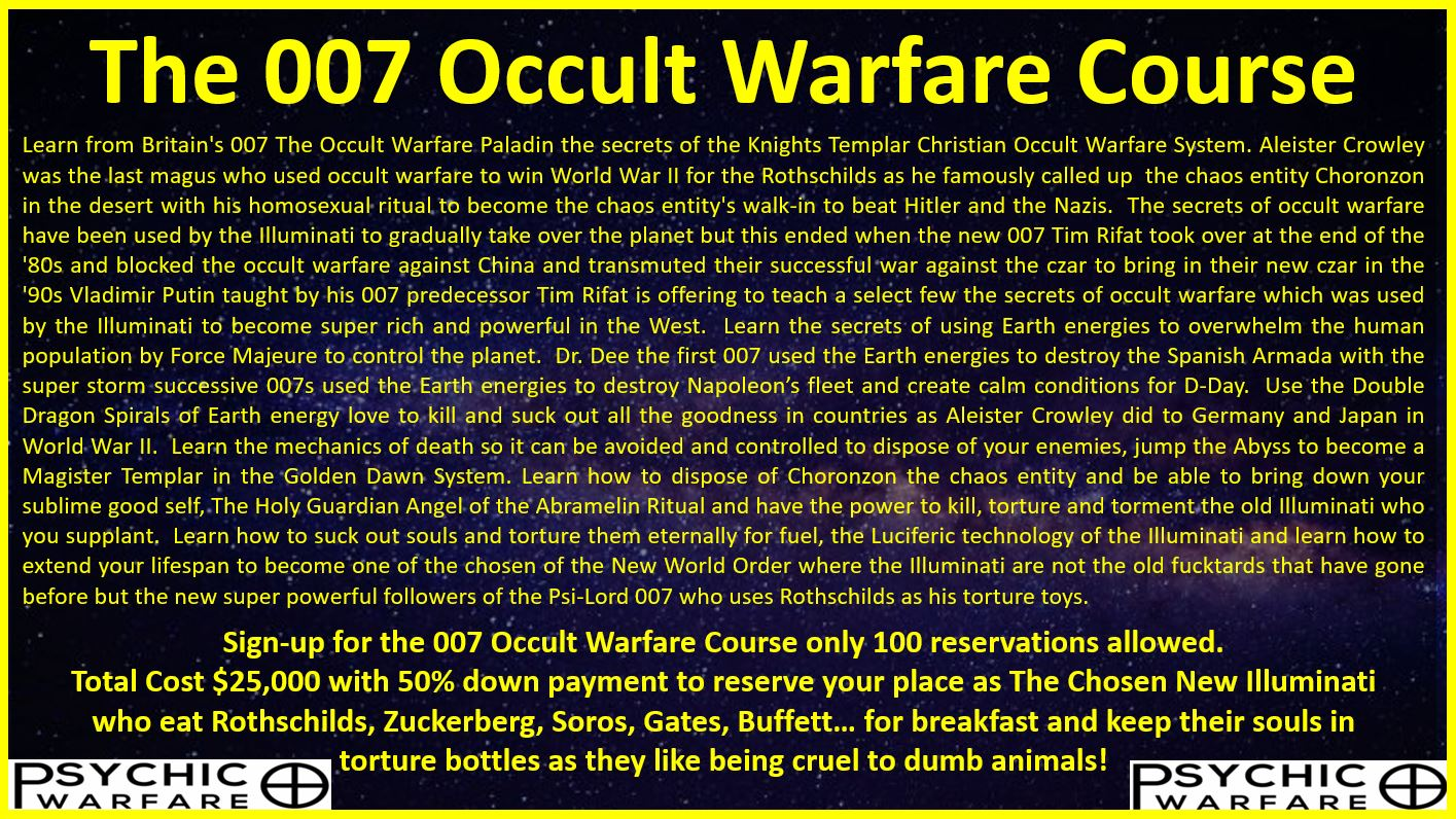 Psychic Warfare |